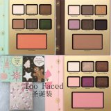 2017 Christmas Too Faced Latte Cookie Mocha 7colors Eyeshadow Palette