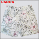 Flower Men's Beach Shorts with Competitive Price
