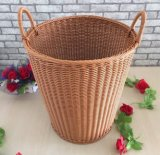 Wholesale Green Living Eco-Friendly Handmade Willow Weaving Storage Basket
