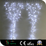 Cheap Christmas LED Curtain Lights for Indoor or Outdoor Window Decorations