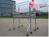 Mobile Aluminum Scaffold with CE