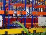 Electric Metal Rack Mobile Pallet Shelving