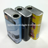 Metal Tin Can for Packaging 500g Car Wax