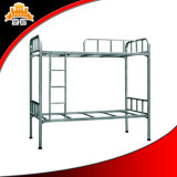 High Quality Heavy Duty Military Metal Black Bunk Bed