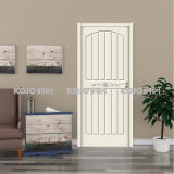 New Material Waterproof WPC Painting Interior Door for Coastal Areas (YM-047)