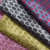 Glitter PU Leather, Mermaid Lace Artificial Leather, Decorative Leather