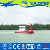 Multifunctional Work Boat Cooperate with Cutter Suction Dredger