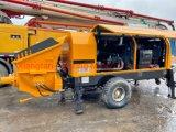 Refurbished Diesel Concrete Trailer Pump in Competitive Price