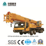Hot Sale HOWO Mobile Truck Crane Qy65 of 65tons
