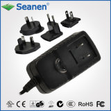 11W Series AC Adaptor with Interchangeable AC Pins