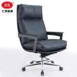 Fixed Armrest Promotional Swivel Optional Color Office Chair Cheap Office Furniture Health Engineering PU Armrest Comfortable