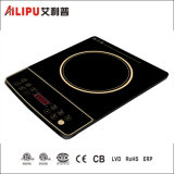 New Design Ultra Thin Single Stove Electric Induction Magnetic Cooker with CB/CE
