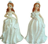 2020 New Cute Wedding Polyresin Crafts