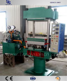 High Efficient 100 Tons Plate Vulcanizing Press with Best Price