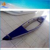 Wholesale New Developed Drop Stitch Kayak White&Blue 0.9mm Kayak