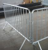 Galvanized Traffic/Road Metal Wire Mesh Fence Crowd Control Barriers