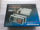 Newest Classic Mini Retro TV Game Console Built-in 500 Games Video Game Console HD Game Machine