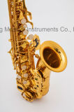 Good Curved Soprano Saxophone Gold Lacquer Reference Yanagisawa Manufacturer