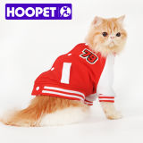 Fashion Dog Sports Coat Dog Baseball Uniform