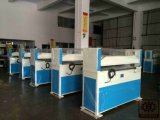 Hydraulic Swing Arm Shoe Cutting Machine