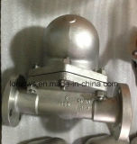 Stainless Steel Flange End Ball Float Steam Trap