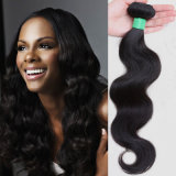 Women 100% Human Hair Brazilian Virgin Hair Extension Body Wave Hair