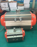 Angular Travel Aluminum Die Casting Pneumatic Actuator