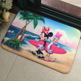 Disney Fama Licensed Approved Isl Audited Printed Kids Child Children Baby Bathroom Shower Bath Floor Mats Rugs Carpets