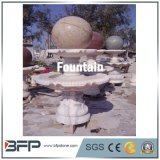Natural Granite/Marble Water Fountain Music/Ball Statue Fountain