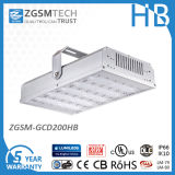 Corrosion-Resistant 200W LED Bay Light with Suspended Mounting