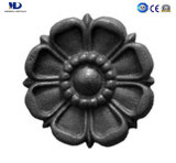 Garder Decoration-Ornamental Parts Forged Steel Leaves