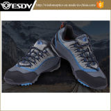 Hiking Shoes Resistant Boots Military Physical Training Blue Color