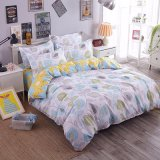 Cheap Price Printed Microfiber Comforter Cover Set