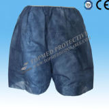 Nonwoven Polypropylene Disposable Pants, Hospital Disposable Short Pants