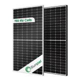 Industrial Perc 48V Solar Panel Price Cost 9bb 144 Half Cell 450W 470W 500W