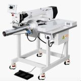 JYL-3916R High speed industrial automatic electric programmable computer Lock Stitch Jeans pattern sewing machine
