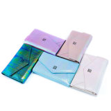Holographic Lady's Purse PU Leather Credit Card Clutch Female Wallet