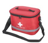 Medical First Aid Trauma Bag First Aid Kit Empty for Kids and Emergency at Home, Camping, Backpacking, Hiking, Car, Home