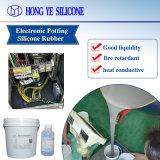 V0 Grade Potting Compound Electricity Insulation Silicon Glue Sealing