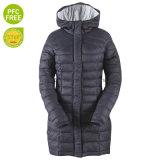 European Style Foldable Ultra Light Women Fake Down Winter Padded Jacket