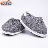 Custom Sports Slippers Yeezy Slippers Sneaker Shoes Soft Home Indoor Slippers