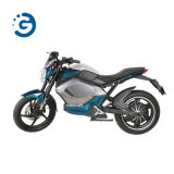 Soku 17 Inch 5000W with 40ah Battery Double Disc Brake Adult Fashionable Cool Racing Motorcycle