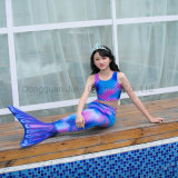 Girls Boys Women′s High Quality Swimsuit Mermaid Tails Swimwear for Swimming with Monofin