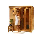 Modern Wet Steam Bath House Outdoor Steam Shower Sauna Room