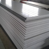 High Strength Galvanized Steel Floor Decking Sandwich Panel Price/Embossed Insulation Sheet Professional Supplier From China
