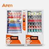 Afen Cheap Refrigerated Fast Food Cup Noodle Coin Automatic Vending Machine