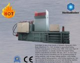 Manual plastic bottle hydraulic press packing machine for recycling