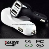 Gift Car Mini USB Adapter Charger Power by Car Cigarette Lighter Output Max 4.8A for GPS, Tracker, Camera, Mobile Phone Charger, Power Bank, Tablet PC