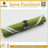 Customized 50*50cm Hotel Wedding Elegant Table Cloth Cotton Napkins