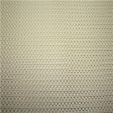 Woven PU Artificial Synthetic Imitation Faux Embossed Leather for Panel-Block